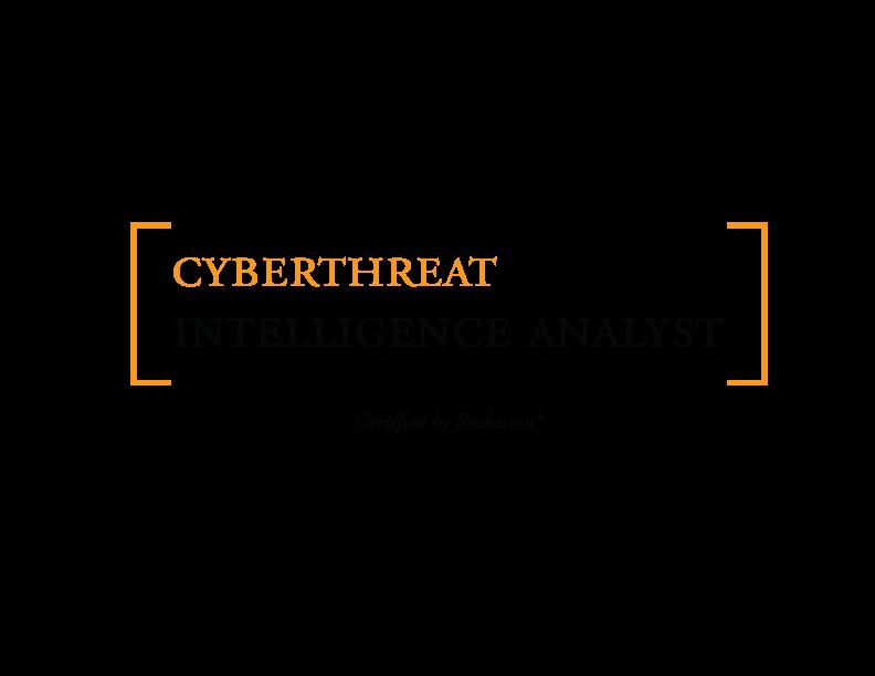 Cyberthreat Intelligence Analyst
