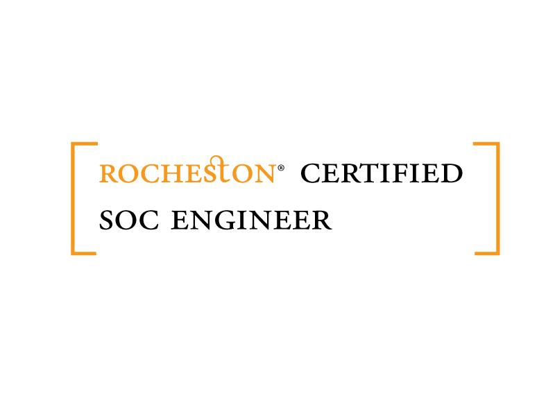 Rocheston Certified SOC Engineer