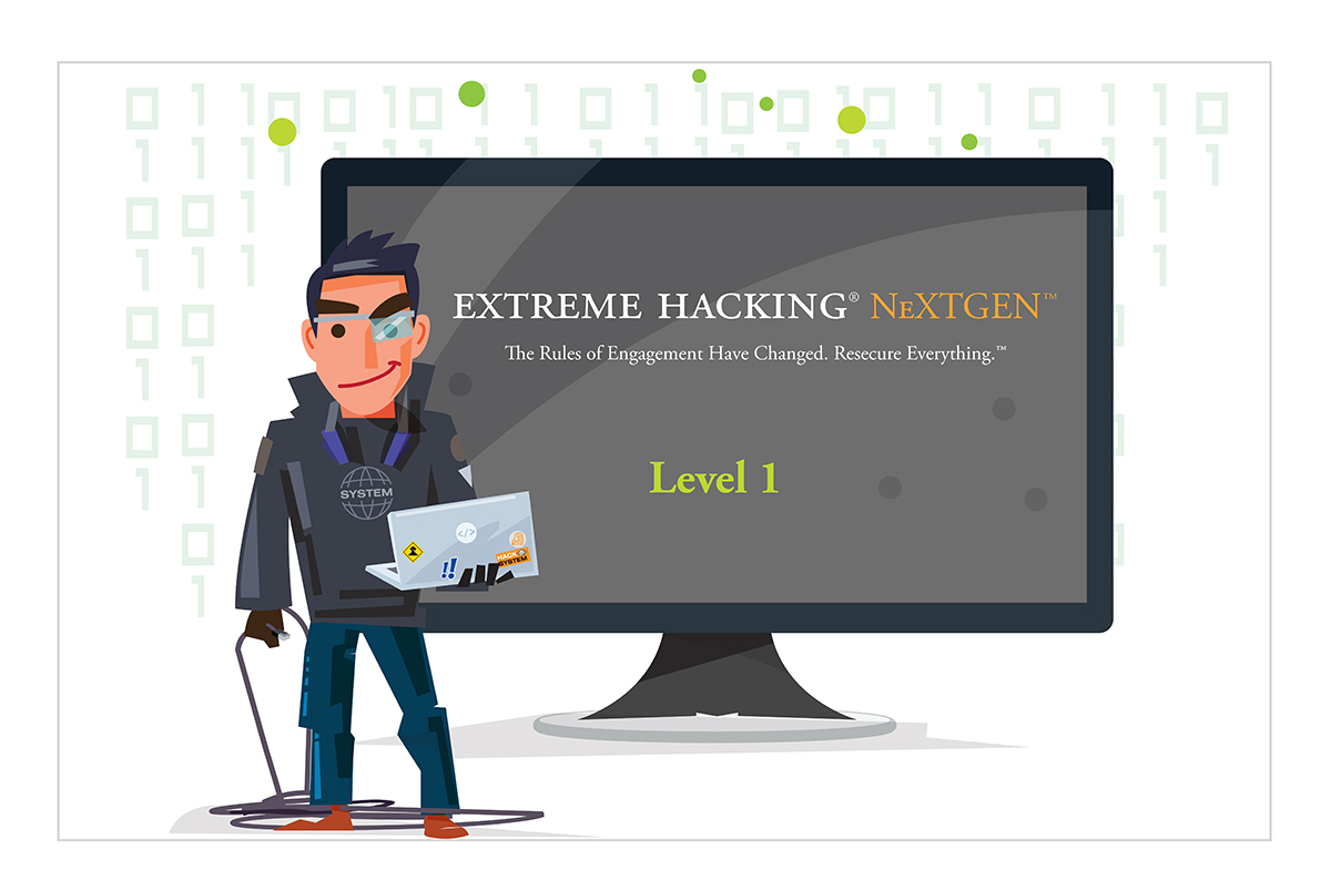 Rocheston Certified Cybersecurity Engineer (RCCE) Level-1