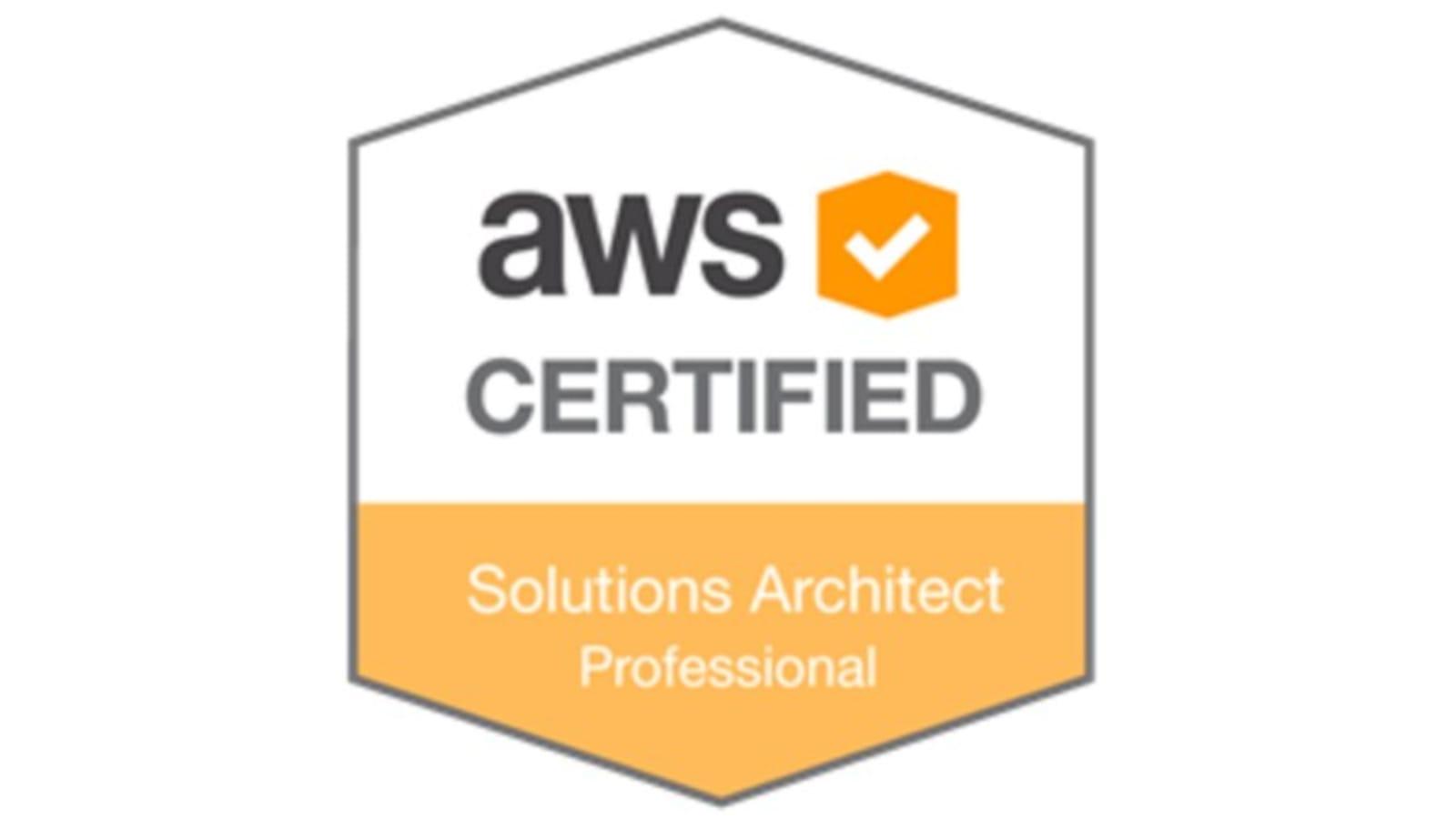 AWS Solution Architect – Associate Certification