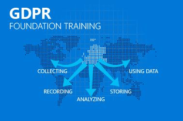 GDPR Foundation – Certified EU General Data Protection Regulation (EU GDPR)