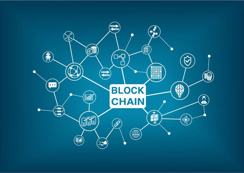Industry innovation through Blockchain